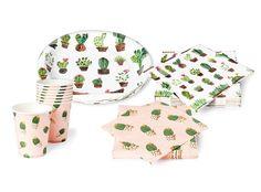 Papier Serie Kaktus