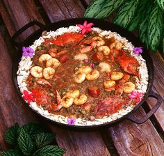 Gumbo | ... Planner - Recipe - Chicken, Shrimp, And Sausage Gumbo by Joanielspeak