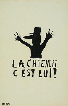 Affiches de Mai 68 - La boite verte....reépinglé par Maurie Daboux .•*`*•. ❥