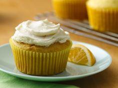 Lemon Lover's Cupcakes with Lemon Buttercream Frosting (Gluten Free)