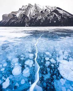 ❝ #FOTO - Parque nacional Banff, Canadá @ tiffpenguin ❞ ↪ Vía: Entretenimiento y Noticias de Tecnología en proZesa
