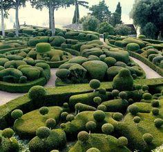 Marqueyssac Gardens, Vézac, France