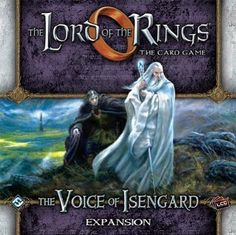 The Lord of the Rings Lcg , The Voice of Isengard Expansion -Free worldwide shipping of 6 million discounted books by Singapore Online Bookstore http://sgbookstore.dyndns.org