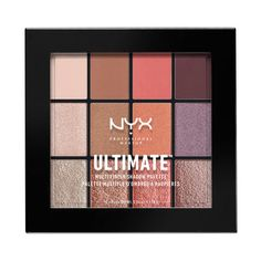 Nyx Ultimate Palette in Sugar High