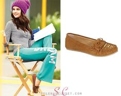 Here you'll find information on the latest outfits that Selena has worn and where to get them. Everything from her day to day, to her award show dresses straight off the runway. Selena Gomez Closet, Award Show Dresses, Latest Outfits, Henley Shirts, My T Shirt, High Waist Jeans, Celebrity Style, Autumn Fashion, Campaign