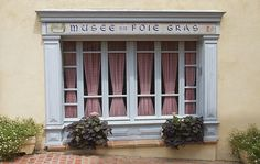 Musée du Foie Gras, Samatan, Gers, France. Photo: Kajsa Hartig.