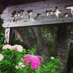 恋人の聖地なのだ。#30jidori @ おとずれ足湯 instagram.com/p/aU7BSBSn-w/