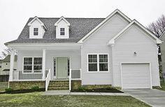 Plan 30053RT: Ideal Starter Home Plan