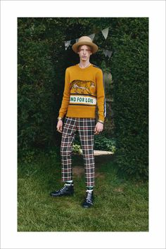 Exclusive! Your First Look at Alessandro Michele's New Men's Cruise Collection for Gucci