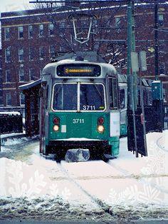 Boston College Line