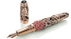 MontBlanc Lady... This Pen is so detailed..but that's what MB is known for. I bet this one is at least $14,000! -Sky