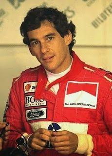 Ayrton Senna: le foto più belle di Ayrton Senna