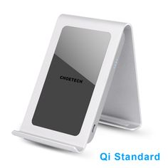 Stylish Wireless Charger Including Qi Wireless Charging