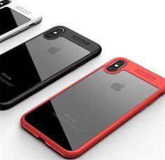 f9c0bd5f5973e0 Details about Auto Focus Case iPhone X XS XR MAX 7 8 6 Plus Clear TPU+PC  Cover