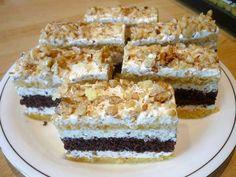 Cake Recipes, Dessert Recipes, Czech Recipes, Oreo Cupcakes, Croissants, Sweet Desserts, Nutella, Tiramisu, Sweet Tooth