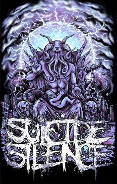 Suicide Silence :)