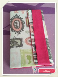 protege livre Fabric Book Covers, Fabric Books, Deco, Crochet, Crafts, Album, Health, Products, Scrappy Quilts