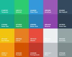 complementary colour palette - Google Search