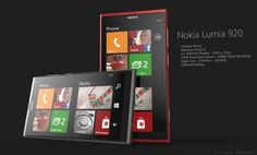 Features of the new Nokia Lumia 920.