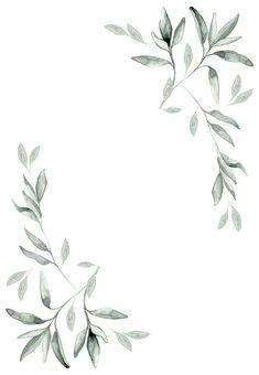 Iphone Wallpaper Green, Framed Wallpaper, Flower Background Wallpaper, Flower Backgrounds, Aesthetic Iphone Wallpaper, Logo Background, Wedding Invitation Templates, Wedding Invitations, Flower Graphic Design