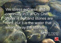 11 best images about T'ai Chi Chih Events, Teachers, Thoughts on . Justin Stone, Stone Quotes, Tai Chi Qigong, Best Quotes, Life Quotes, Water Ripples, True Nature, Good Advice, Deep Thoughts