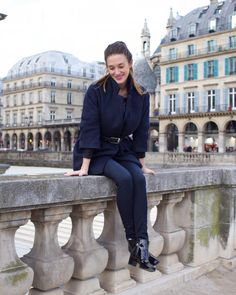 They Call Me Mellie: Oversized Coat Paris Arrondissement, French Beauty, Oversized Coat, My Style, How To Wear, Inspiration, Baby, Fashion, Ride Or Die