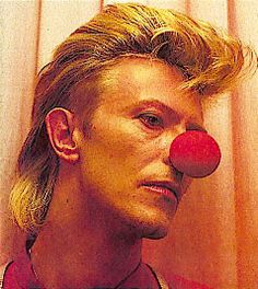 Red Nose Day - Bowie