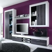wohnzimmer ideen wandgestaltung lila richardkelseyco gartenlandschaftsbau haus china delivers online tools that help you to stay in control of your personal information and protect your online privacy. Tv Cabinet Design, Tv Unit Design, Tv Wall Design, Living Room Tv, Living Room Modern, Living Room Designs, Tv Unit Furniture, Furniture Design, Furniture Ideas