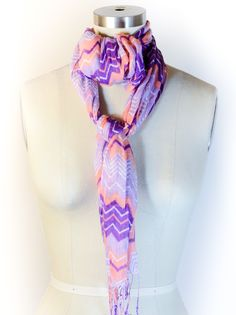How to Wear Summer scarves
