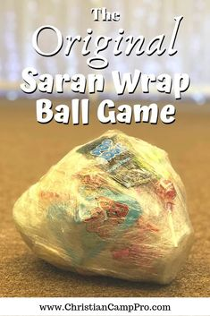 The original saran wrap ball game is a fun game full of candy and mysterious surprises that everyone loves. It's perfect for camp, retreats, Christmas and other holidays! Christmas Gift Exchange Games, Christmas Party Games, Christmas Fun, Xmas, Saran Wrap Game, Charades Game, Christian Camp, Candy Games, The Nativity Story
