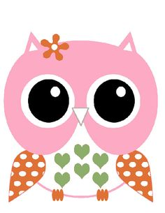 Pin the Beak on the Owl Birthday theme Party by Vintagebabydoll