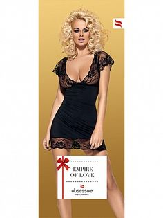 Layout Obsessive Imperia chemise || #design #layout #marketing #lingerie #obsessive