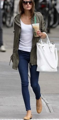 Love Liv's casual look
