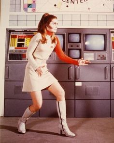 Space 1999. Wonder if that computer had anything to do with the moving the moon.