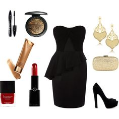 Dressed to Kill, created by corallista on Polyvore
