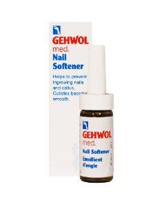 Gehwol Med Nail Softener Oil For Ingrown Toe Nails 15ml by Gehwol at the Pedicure N Manicure - £6.90 - http://www.pedicurenmanicure.com/gehwol-med-nail-softener-oil-for-ingrown-toe-nails-15ml/