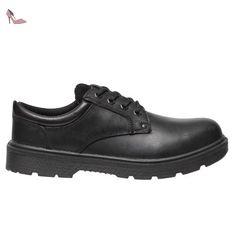 PARADE 07KENT**88 04 Chaussure de sécurité basse Pointure 47 Noir - Chaussures parade (*Partner-Link)