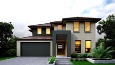 Our double storey home designs are stylish, spacious and modern. View all our home designs and floor plans here.