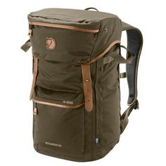 Fjällräven Stubben är en finurlig ryggsäck för dagsturer i sköna miljöer  där du gärna sätter dig d2a6c0715b9d2