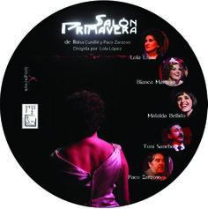"Galleta DVD promocional pera: ""Salón primavera"""