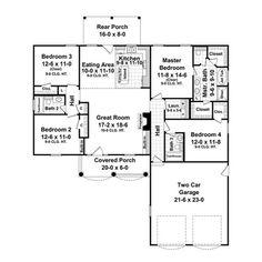Plan #21-214 - Houseplans.com