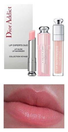 Christian Dior Dior Addict Lip Experts Duo (1x Lip Glow #healthandbeauty #health_personal_care #dior #makeup #products