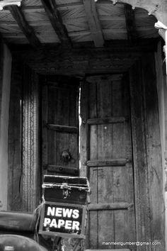 Door at top of the world.. Ladakh.
