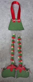Just Sponge It: Mr. Elf Legs!