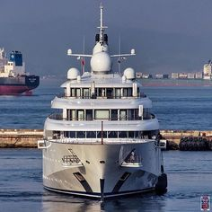 Yacht Life Rate this beast from 1-10! Photo via @superyachts_gibraltar