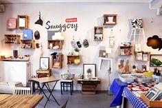 Geschäft, Kaffee, Viking, DIY Event, Berlin, DaWanda, Blogger Event…