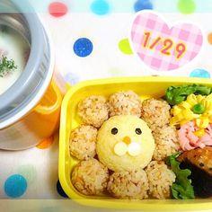 大好きなポンデリング食べたくなっちゃった(≧∇≦) - 122件のもぐもぐ - ポンデライオンさん&クリームスープパスタ♡ by t2y2