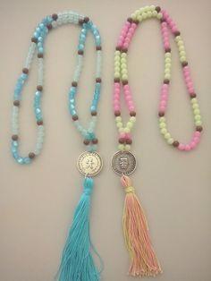 Colares Compridos C/ Medalha Menina / Menino