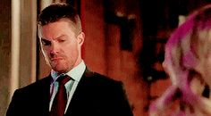 I feel like this is a perfect visual representation of Oliver and Felicity's relationship. #Olicity #Arrow 4x14