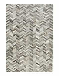 Saddleman's of Santa Fe: Sewn Rugs::chevron cowhide rug Carpet Tiles, Carpet Flooring, Rugs On Carpet, Hall Carpet, Carpets, Floor Patterns, Wall Patterns, Modern Carpet, Modern Rugs